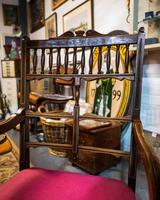 Fabulous Edwardian Inlaid Armchair (5 of 5)