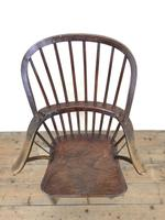 19th Century Elm & Ash Windsor Chair (3 of 11)