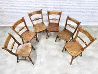 Set of 6 Barback Windsor Kitchen Chairs (3 of 7)