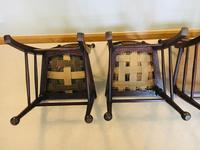 Arts & Crafts, Morris & Co - William Morris, Hampton Court Chairs c.1910-1912 (8 of 22)