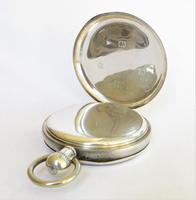 Antique Silver Waltham Pocket Watch 1912 (4 of 4)