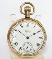 Antique 1917 Waltham Traveler Pocket Watch (2 of 5)