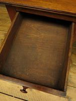 Slightly Wonky Antique Writing Table with Drawers (7 of 19)