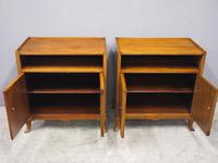 Pair of Mahogany Cabinets or Bedsides by Whytock & Reid (8 of 9)