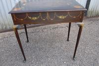 Antique Writing Table (4 of 7)