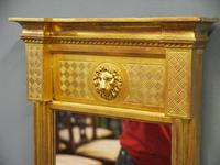 William IV Carved Giltwood Pier Mirror (5 of 10)