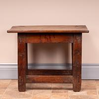 Primitive Occasional Table (7 of 9)