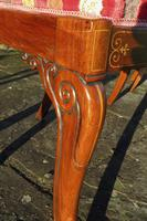 Antique French Regency Jeanselme Rosewood Dining Chairs (6 of 11)