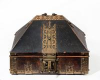 Early 19th Century Domed Top Eastern Spice Box (2 of 6)