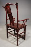 An Early 20th Century Oriental Elbow Chair (5 of 7)