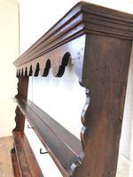 Antique Oak Dresser Top (4 of 8)