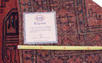 """Vintage / Retro Wool Rug Roughly 6'8"""" x 4'4"""" (7 of 7)"""