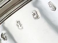 Britannia Standard Silver Quart Tankard - Antique Queen Anne 1704 (10 of 13)