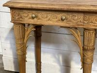 Wonderful French Walnut Console Table (36 of 36)