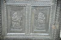 17th Century Oak Press Cupboard (6 of 8)
