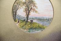 Pair of Watercolours Walter Charles Way (9 of 12)