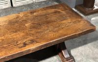 Huge Rustic Chestnut French Farmhouse Dining Table (22 of 27)