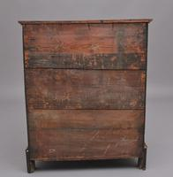 18th Century & Later Veneered Chest of Drawers c.1920 (5 of 10)
