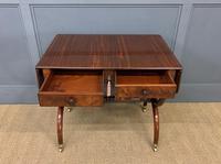 Splendid 19th Century Mahogany Sofa Table (7 of 22)