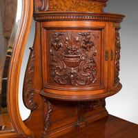 Fine Antique Dressing Table, English, Walnut - Gillow & Co, Victorian (8 of 12)