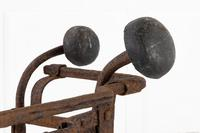 Early 18th Century Dutch Wrought Iron Fire Basket (5 of 7)