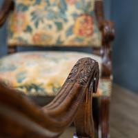 Pair of Carved Armchairs (8 of 8)