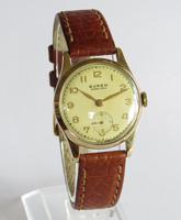 Mid-size 9ct Gold Buren Grand Prix Wrist Watch, 1956 (2 of 5)
