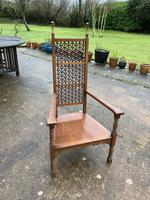 Low Elbow Moorish Style Chair (4 of 4)