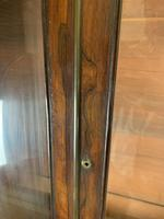 19th Century Rosewood Secrétaire Bookcase (7 of 7)