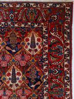 Antique Bakhtiari Rug with Sarv-o-kâdj Design (4 of 14)