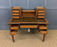 19th Century Amboyna Writing Desk (10 of 19)