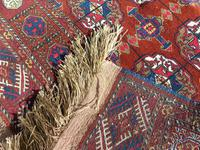 Good Tekke Turkman Carpet c.1930 (8 of 8)