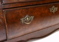 Dutch Bombe Commode Antique Chest of Drawers 1920 (8 of 13)