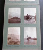 1912 Original High Society Photograph Album.  Tour of Ceylon,  Sicily, Malta, Italy (6 of 7)