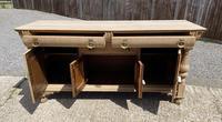 Wonderful Art Nouveau Bleached Oak Sideboard (14 of 26)