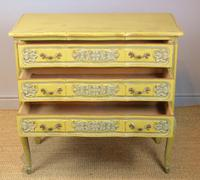 Pretty Hand Painted French Chest of Drawers (5 of 8)