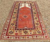 Antique Melas Prayer Rug (2 of 7)