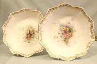 Pair of Antique Doulton Bowls