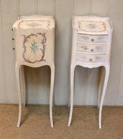Pair of Painted Bedside Cabinets (10 of 10)