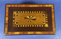 Victorian Rosewood Box With Inlay (6 of 17)