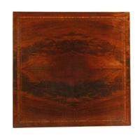 Edwardian Mahogany Lamp Table (4 of 7)