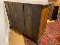 18th Century Walnut And Yew Wood Commode (5 of 5)