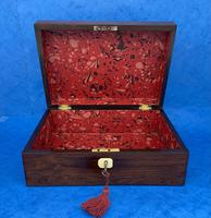 Regency Rosewood Jewellery Box (7 of 9)
