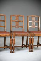 1930s Oak Dining Chairs (6 of 11)