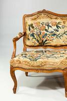 Louis XV Beech Framed Sofa (5 of 5)