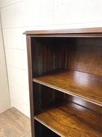 Late 20th Century Mahogany Bookcase (6 of 9)