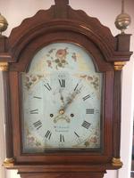 Eight Day Georgian Longcase Clock (6 of 12)