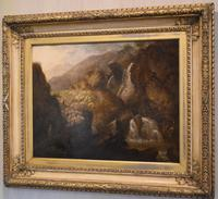 Scottish Landscape Oil Painting by William Smeall (2 of 7)