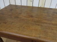 Antique French Ash Coffee Table (7 of 8)