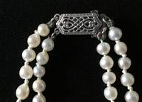 Double Strand Cultured Pearls (2 of 4)